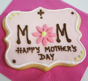 mothersday cookies