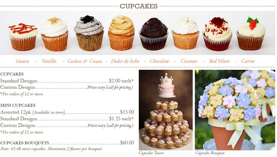 Menu Edda s Cake DesignsEdda s Cake Designs