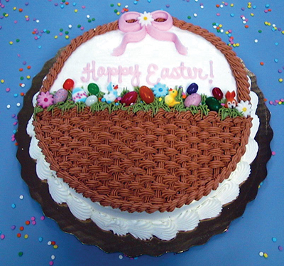 Round Cake Design Ideas : Easter Cakes Archives - Edda s Cake DesignsEdda s Cake Designs