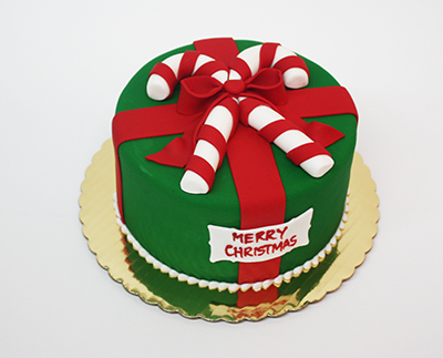 Fondant Cake Designs For Christmas : Holiday Cakes Archives - Edda s Cake DesignsEdda s Cake ...