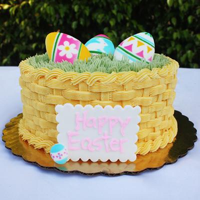 Easter cakes archives eddas cake designseddas cake designs easter cakes negle Images