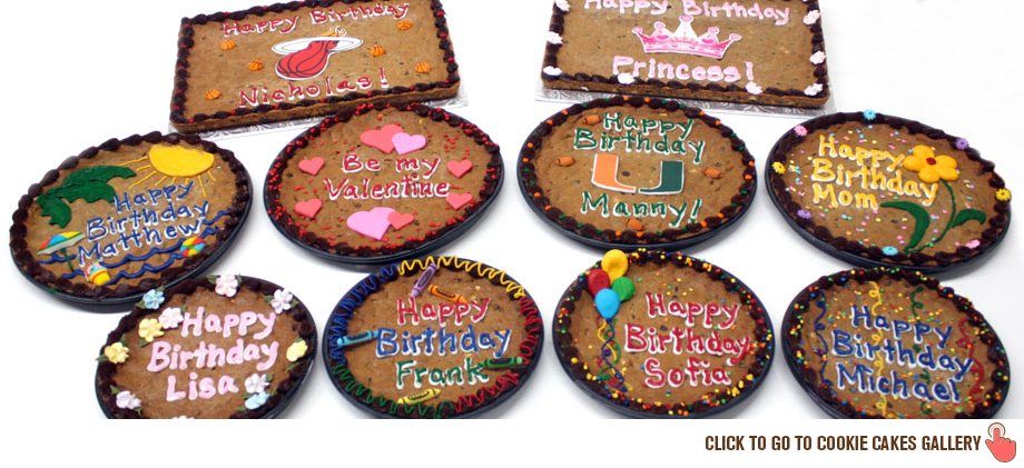 Cookie Cakes Click