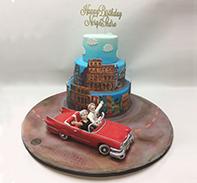 Eddas Cake Designs South Floridas premier custom cake