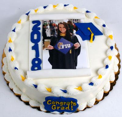 Graduation Photo Cake Edda S Cake Designs